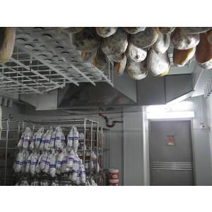 Secadero automatico para productos curados