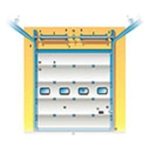 Puertas Frigorificas seccionales