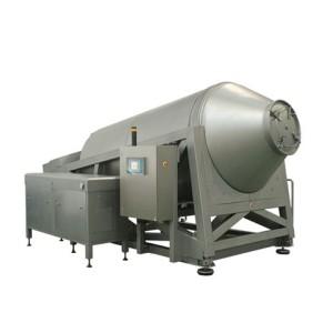 Reactor de masaje de carnes al vacío THERMOMAT