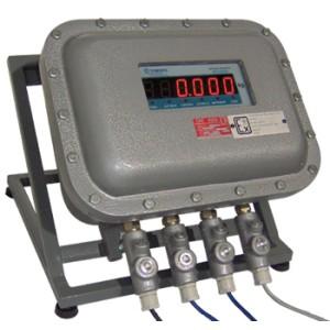 WT-390 SI - Indicador industrial de peso antideflagrante