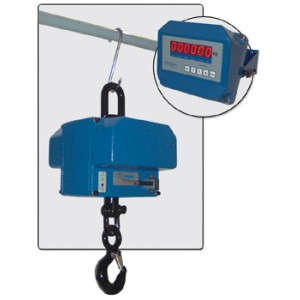 TGC-MC-TRF - Balanza de colgar de media capacidad ciego con transmisión RF