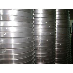 Plato de aluminio