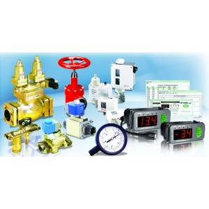 Válvulas y Controles para Refrigeración Industrial