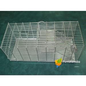 Trampa Jaula para Ratas de Captura Múltiple