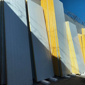 Paneles para cámara frigorífica