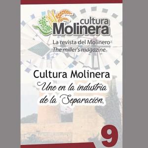 """Auspicio en Revista """"Cultura Molinera"""""""