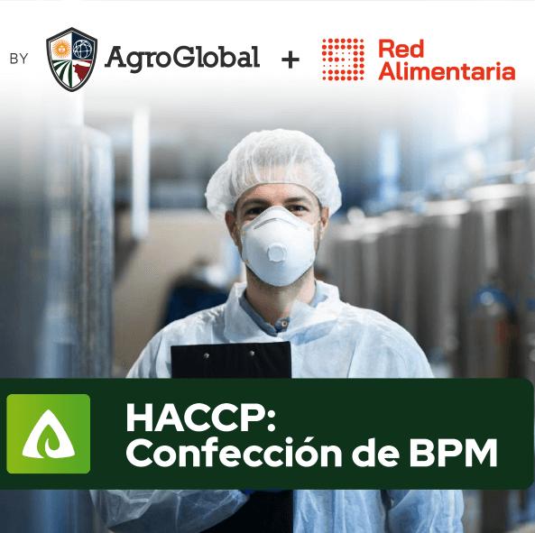 ¡Estás a tiempo de comenzar! Curso virtual sobre HACCP